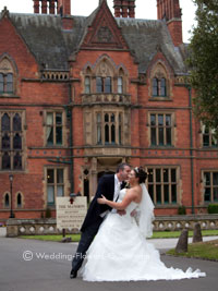 real weddings in warwickshire